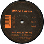 (26568) Marc Farris ‎– Don't Leave Me This Way