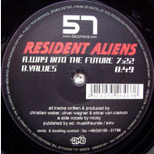 (24815) Resident Aliens ‎– Way Into The Future / Values