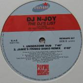 (CMD164) DJ N-Joy – The DJ's List