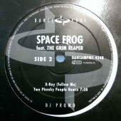 (CUB0972) Space Frog ‎– X-Ray (Follow Me) (Remix)