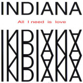 (JR1559) Indiana – All I Need Is Love