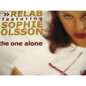 (1177) Relab Featuring Sophie Olsson ‎– The One Alone