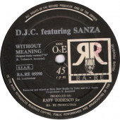 (CMD144) D.J.C.Featuring Sanza – Without Meaning