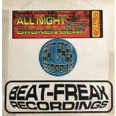 (JR1489) Dimas & Martinez – All Night / Broken Beat