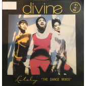 (SIN037)  Divine – Lately (The Dance Mixes)