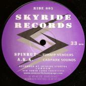 (CUB2653) Carpark Sounds / Turnip Venders – Barnyard