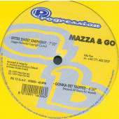 (CMD254) Mazza & Go – Bitter Sweet Simphony