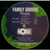 (CM1499) Family Groove – People