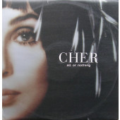 (JR1434) Cher ‎– All Or Nothing