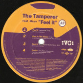 (23123) The Tamperer Feat Maya – Feel It