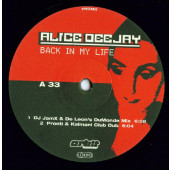 (22494) Alice Deejay ‎– Back In My Life