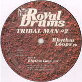 (CUB0699) Tribal Man – Rhythm Loops EP