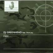 (CUB1372) DJ Greenhead Feat. Dave Joy – Free....