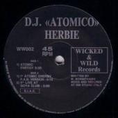 (CUB2084) DJ Atomico Herbie – Atomic Energy