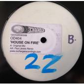 (R236) OD404 – House Is On Fire (CLICKS PRINCIPIO A1)