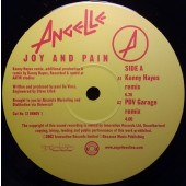 (JR1592) Angelle ‎– Joy And Pain