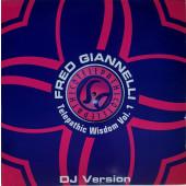 (CM1770) Fred Giannelli – Telepathic Wisdom Vol. 1 (DJ Version) (2x12)