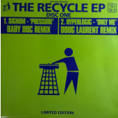 (JR1198) Signum / Hyperlogic ‎– The Recycle EP