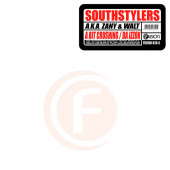 (8916) Southstylers A.K.A. Zany & Walt – A Bit Crushing / Da Izzok