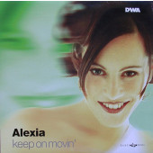 (A0023) Alexia – Keep On Movin