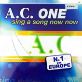 (F0026) A.C. One – Sing A Song Now Now