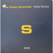 (30534) The Crazy Drummer ‎– Party Drumz