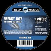 (25380) Freaky Boy – No Time To Sleep