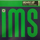 (27814B) Headz Up – Bring It On Down