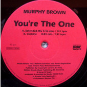 (SZ0069) Murphy Brown – You're The One