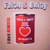 (CMD142) Faith & Unity – 2 Luv U (Remixes)