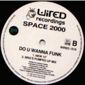 (28430) Space 2000 – Do U Wanna Funk? (Remixes)