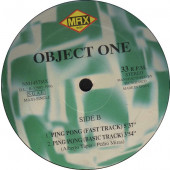 (19297) Object One – Ping Pong (G+/GENERIC)