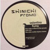 (CO113) Valentino ‎– Flying (Remixes)