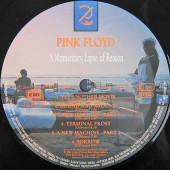 (N055) Pink Floyd – A Momentary Lapse Of Reason