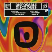 (BG004) Paul Janes / Paul Chambers – Disposable Disco Dubs