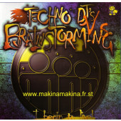 (MUT246) Techno DJ's vs. Brainstorming – I Begin To Live
