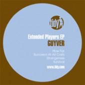 (JR1569) Guyver – Extended Players EP