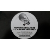 (RIV177) Movers N Shakers – U R Right On Time