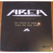 (2204) Area ‎– The Spirit Of Area / Music For Your Eyes