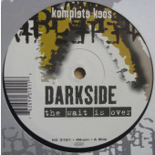 (CUB016) Darkside ‎– The Wait Is Over