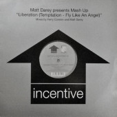 (JR1600) Matt Darey Presents Mash Up ‎– Liberation (Temptation - Fly Like An Angel)