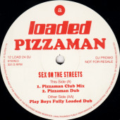 (AA00349) Pizzaman ‎– Sex On The Streets