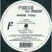 (20714B) Fiocco Feat. Medusa – Miss You