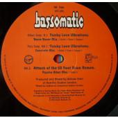 (CMD305) Bassomatic – Funky Love Vibrations