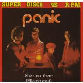 (27516) Panic – She's Not There = Ella No Esta