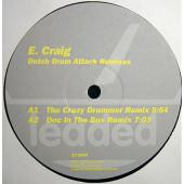 (CUB2654) E. Craig – Dutch Drum Attack Remixes