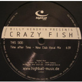 (A3080) Billy Hendrix Presents Crazy Fish ‎– Time After Time (Remixes)