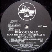 (CMD29) Discomaniax – Rock The Disco – The Official '97 Bootleg Mixes