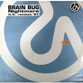 (CM1508) Brain Bug ‎– Nightmare (U.K. Remixes '97)
