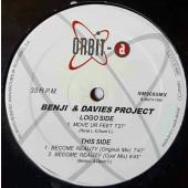 (CUB2458) Benji & Davies Project – Move Ur Feet / Become Reality